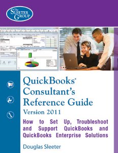 Quickbooks Consultant's Reference Guide