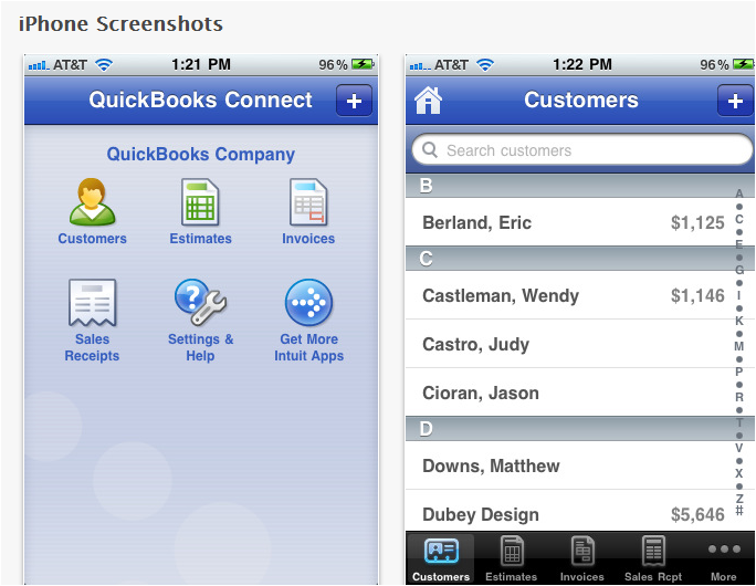 How to access QuickBooks from an iPad, iPhone or iPod Touch