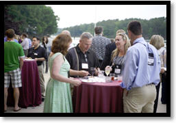 Networking with peers at Scaling New Heights