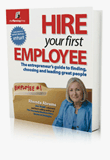 Hire Your First employee book