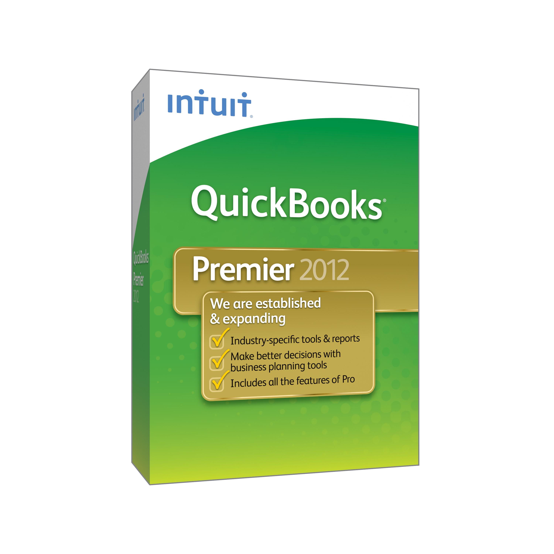 quickbooks premier 2012 download