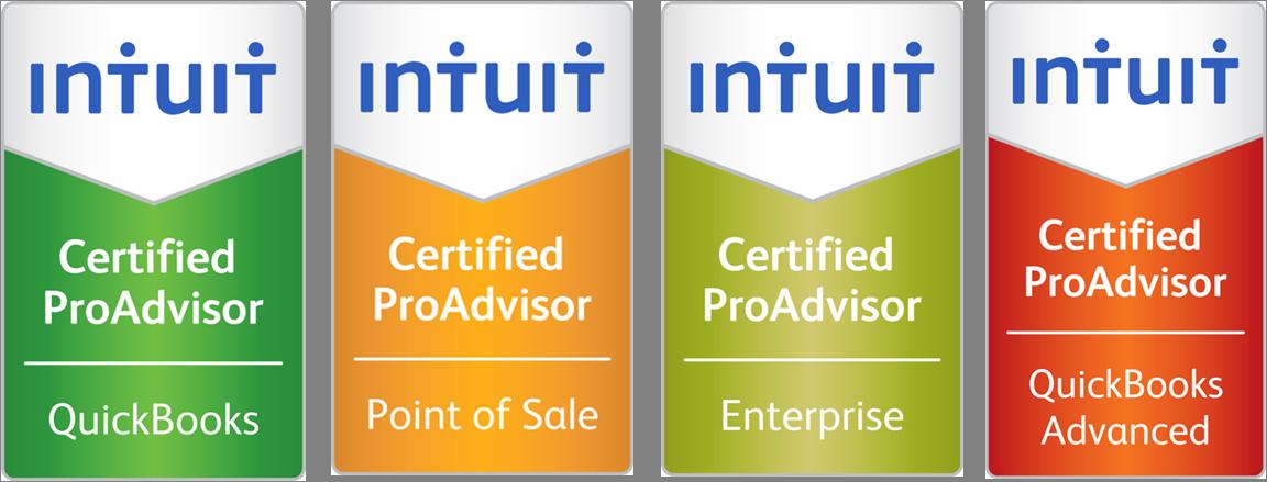 Quickbooks Certified Proadvisor Logos Long For Success Llc