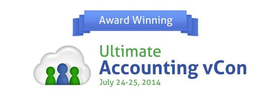 Accounting vCon - virtual conference for CPAs, Accountants and Bookkeepers
